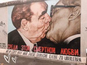 Muro de Berlín, East side Gallery