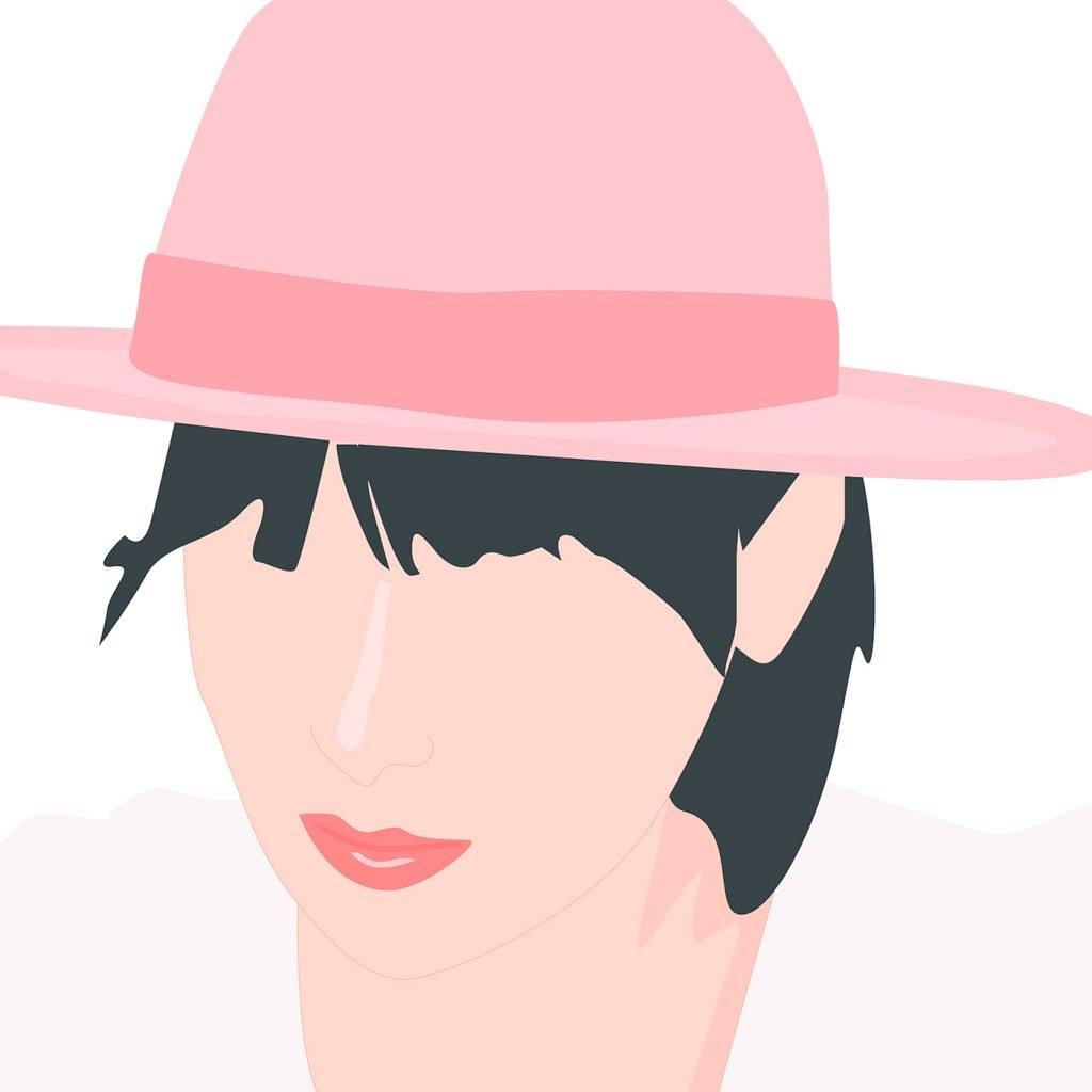 Ilustración de Belleza Indacloset