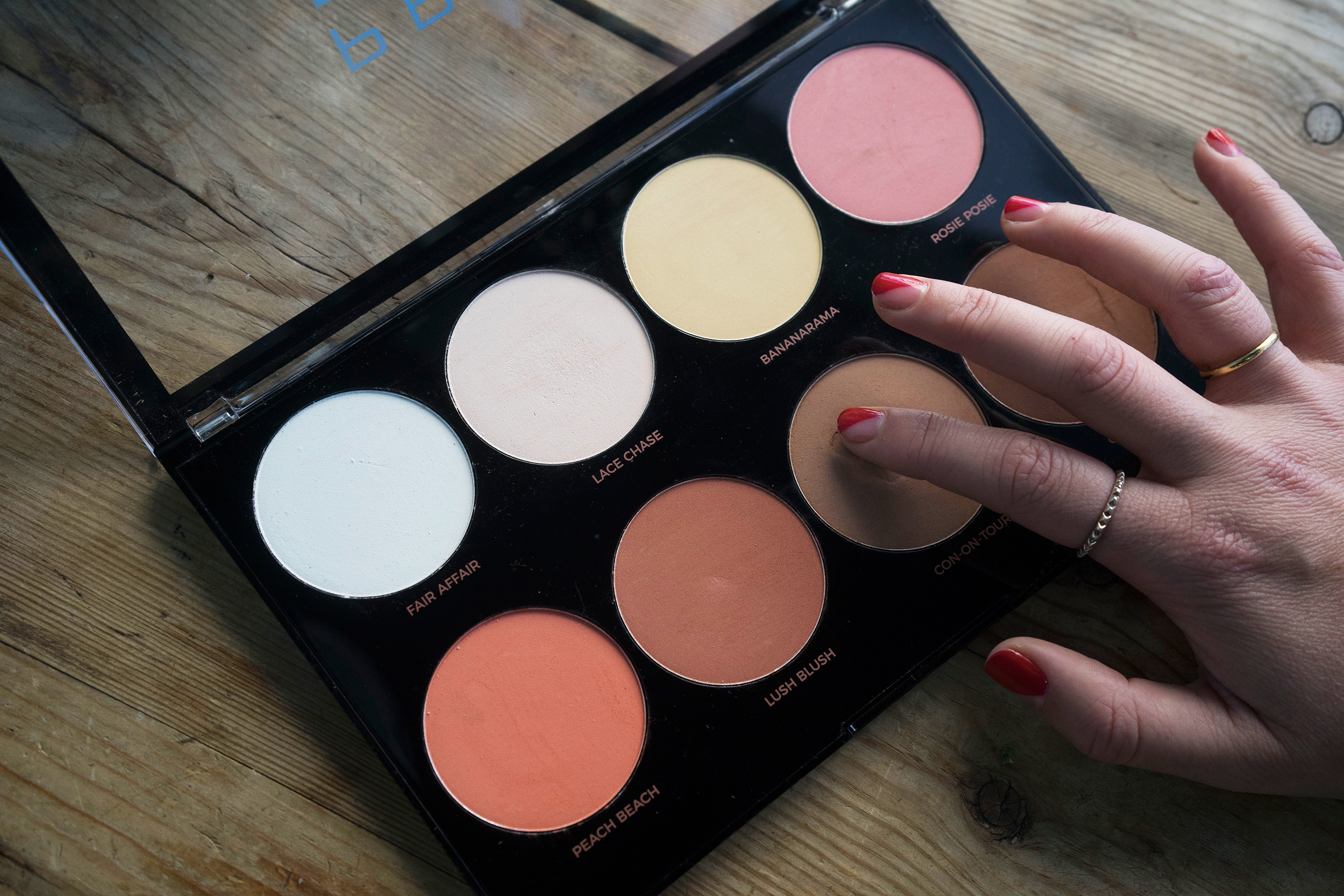 Maquillaje Low cost Primor