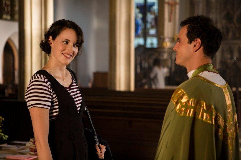 Fleabag Vestido y camisa marinera