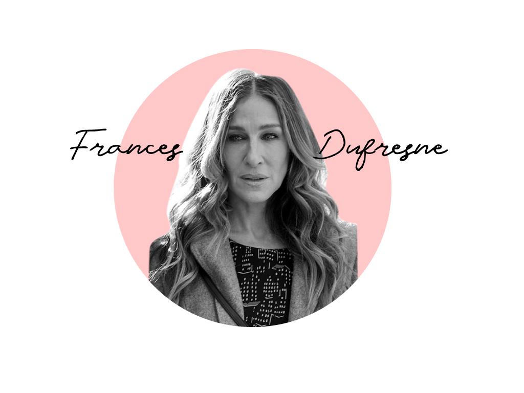En el armario de Frances Du Fresne